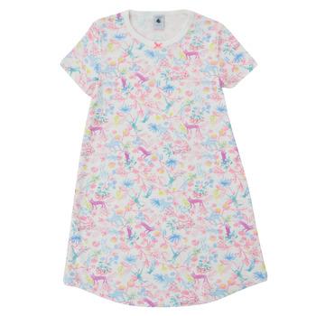 textil Niña Pijama Petit Bateau MARTINE Multicolor