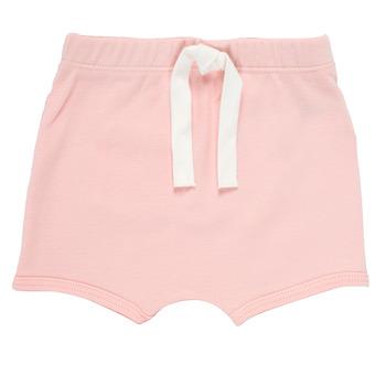 textil Niño Shorts / Bermudas Petit Bateau MATHEO Rosa