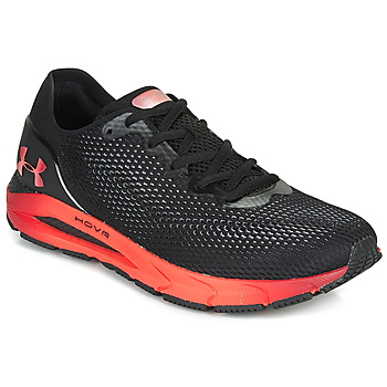 Zapatos Hombre Running / trail Under Armour HOVR SONIC 4 CLR SHFT Negro / Rojo