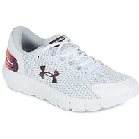 Zapatos Mujer Running / trail Under Armour CHARGED ROGUE 2.5 CLRSFT Blanco / Rojo