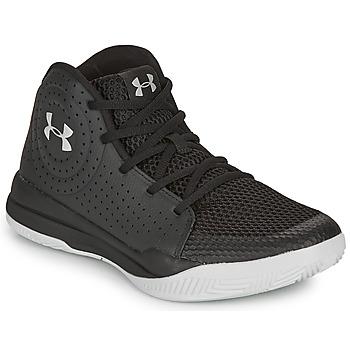 Zapatos Niños Baloncesto Under Armour GS JET 2019 Negro