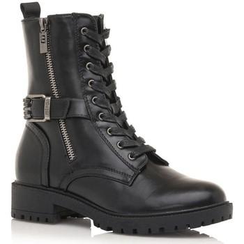 Zapatos Mujer Botas de caña baja MTNG 50355 NEGRO