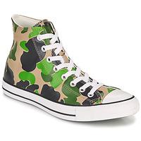 Zapatos Hombre Zapatillas altas Converse CHUCK TAYLOR ALL STAR ARCHIVE PRINT  HI Camuflaje