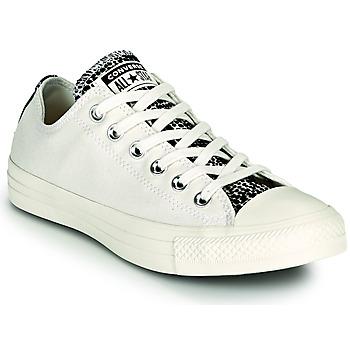 Zapatos Mujer Zapatillas bajas Converse CHUCK TAYLOR ALL STAR DIGITAL DAZE OX Blanco / Negro