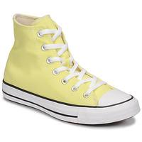 Zapatos Mujer Zapatillas altas Converse CHUCK TAYLOR ALL STAR SEASONAL COLOR HI Amarillo