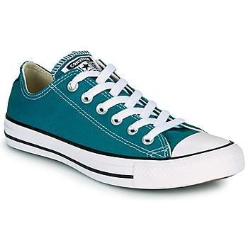 Zapatos Mujer Zapatillas bajas Converse CHUCK TAYLOR ALL STAR SEASONAL COLOR OX Azul