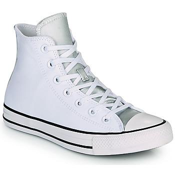 Zapatos Mujer Zapatillas altas Converse CHUCK TAYLOR ALL STAR ANODIZED METALS HI Blanco