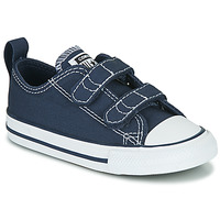 Zapatos Niños Zapatillas bajas Converse CHUCK TAYLOR ALL STAR 2V  OX Azul