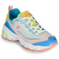 Zapatos Mujer Zapatillas bajas Skechers D'LITES FRESH AIR Multicolor