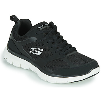 Zapatos Mujer Fitness / Training Skechers FLEX APPEAL 4.0 Negro