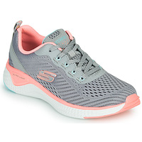 Zapatos Mujer Fitness / Training Skechers SOLAR FUSE COSMIC VIEW Gris / Rosa