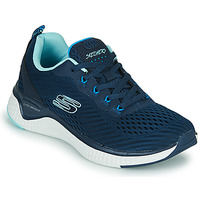 Zapatos Mujer Fitness / Training Skechers SOLAR FUSE COSMIC VIEW Marino