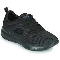 Zapatos Mujer Fitness / Training Skechers FLEX APPEAL 3.0 Negro