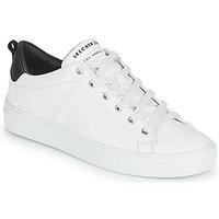 Zapatos Mujer Zapatillas bajas Skechers SIDE STREET Blanco