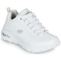 Zapatos Mujer Zapatillas bajas Skechers ARCH FIT Blanco