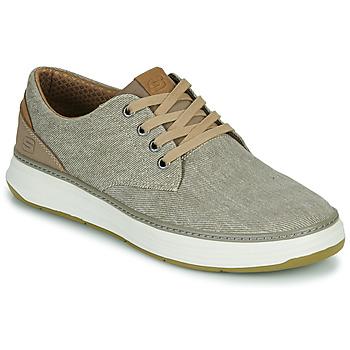 Zapatos Hombre Zapatillas bajas Skechers MORENO EDERSON Gris
