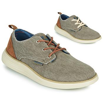 Zapatos Hombre Zapatillas bajas Skechers STATUS 2.0 PEXTON Gris