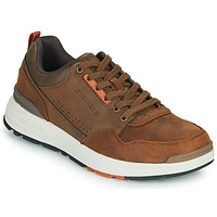 Zapatos Hombre Zapatillas bajas Skechers FAIRLINE Marrón