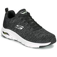 Zapatos Hombre Zapatillas bajas Skechers ARCH FIT Negro