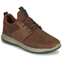 Zapatos Hombre Zapatillas bajas Skechers DELSON AXTON Marrón