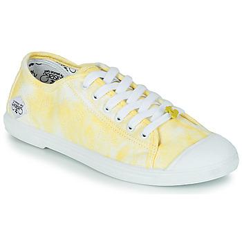 Zapatos Mujer Zapatillas bajas Le Temps des Cerises BASIC 02 Amarillo