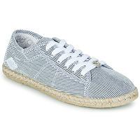 Zapatos Mujer Zapatillas bajas Le Temps des Cerises BEACH Azul / Blanco