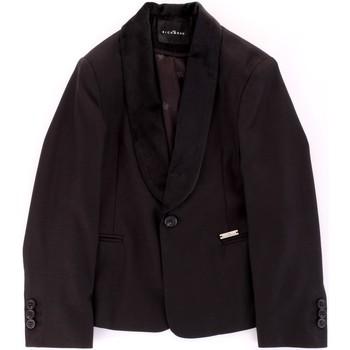 textil Niño Conjunto John Richmond RBA20173GC Negro