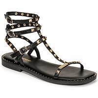 Zapatos Mujer Sandalias Les Tropéziennes par M Belarbi CORALIE Negro