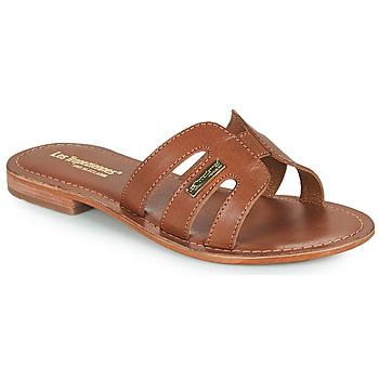Zapatos Mujer Zuecos (Mules) Les Tropéziennes par M Belarbi DAMIA Marrón