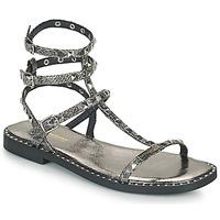 Zapatos Mujer Sandalias Les Tropéziennes par M Belarbi COROL Negro