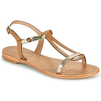 Zapatos Mujer Sandalias Les Tropéziennes par M Belarbi HAMAT Marrón