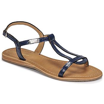 Zapatos Mujer Sandalias Les Tropéziennes par M Belarbi HACROC Marino