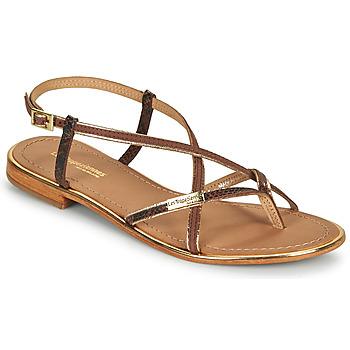 Zapatos Mujer Sandalias Les Tropéziennes par M Belarbi MONAGOLD Marrón