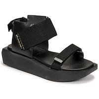 Zapatos Mujer Sandalias United nude WA LO Negro