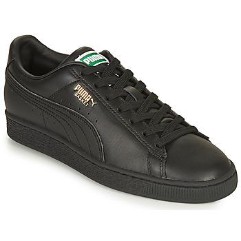 Zapatos Zapatillas bajas Puma CLASSIC Negro
