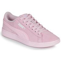 Zapatos Mujer Zapatillas bajas Puma VIKKY Rosa