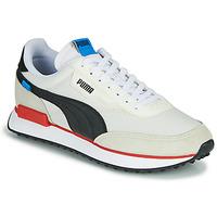 Zapatos Hombre Zapatillas bajas Puma FUTURE RIDER PLAY ON Blanco / Negro / Rojo