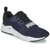 Zapatos Hombre Zapatillas bajas Puma WIRED Azul