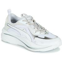 Zapatos Mujer Zapatillas bajas Puma RS CURVE GLOW Blanco
