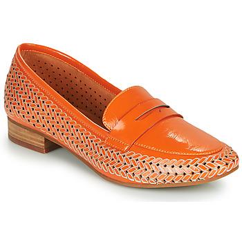 Zapatos Mujer Mocasín Mam'Zelle ZIP Naranja