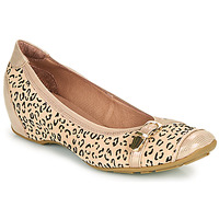 Zapatos Mujer Bailarinas-manoletinas Mam'Zelle FABRI Beige