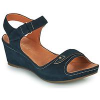 Zapatos Mujer Sandalias Mam'Zelle DARDA Azul