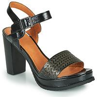 Zapatos Mujer Sandalias Mam'Zelle JOBA Negro