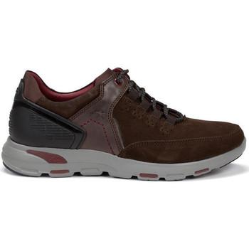 Zapatos Hombre Zapatillas bajas Fluchos F1037 Marrón