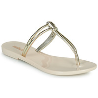 Zapatos Mujer Zuecos (Mules) Melissa ASTRAL CHROME AD Beige