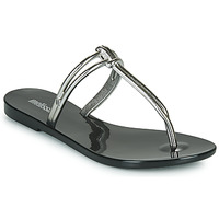 Zapatos Mujer Zuecos (Mules) Melissa ASTRAL CHROME AD Negro