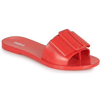 Zapatos Mujer Zuecos (Mules) Melissa BABE AD Rojo