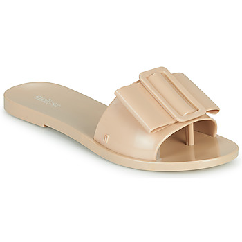 Zapatos Mujer Zuecos (Mules) Melissa BABE AD Beige