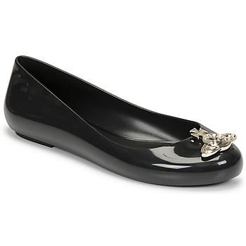 Zapatos Mujer Bailarinas-manoletinas Melissa VIVIENNE WESTWOOD ANGLOMANIA - SWEET LOVE II Negro