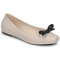 Zapatos Mujer Bailarinas-manoletinas Melissa AURA - JASON WU AD Beige